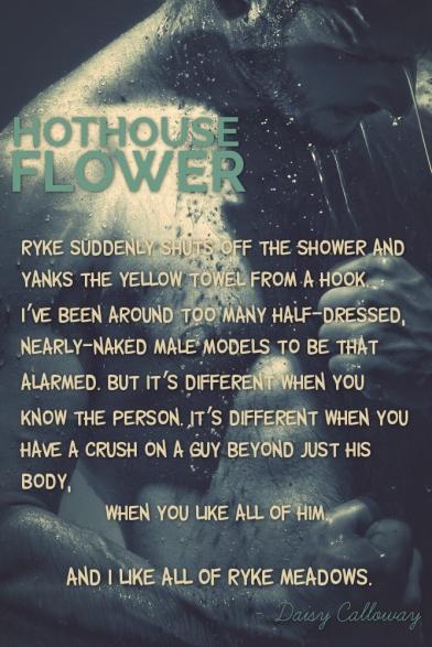 Teaser Poster #3 - Hothouse Flower (1)
