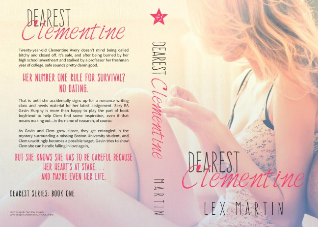 Dearest Clementine Paperback - small