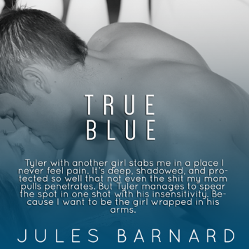 true blue teaser