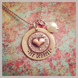 my dearest necklace