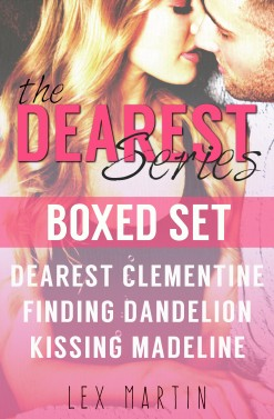 Dearest Series Boxed Set Mock Final